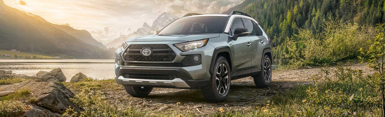 2020 Toyota RAV4 Crossover Models For Sale In Rainbow City, Alabama