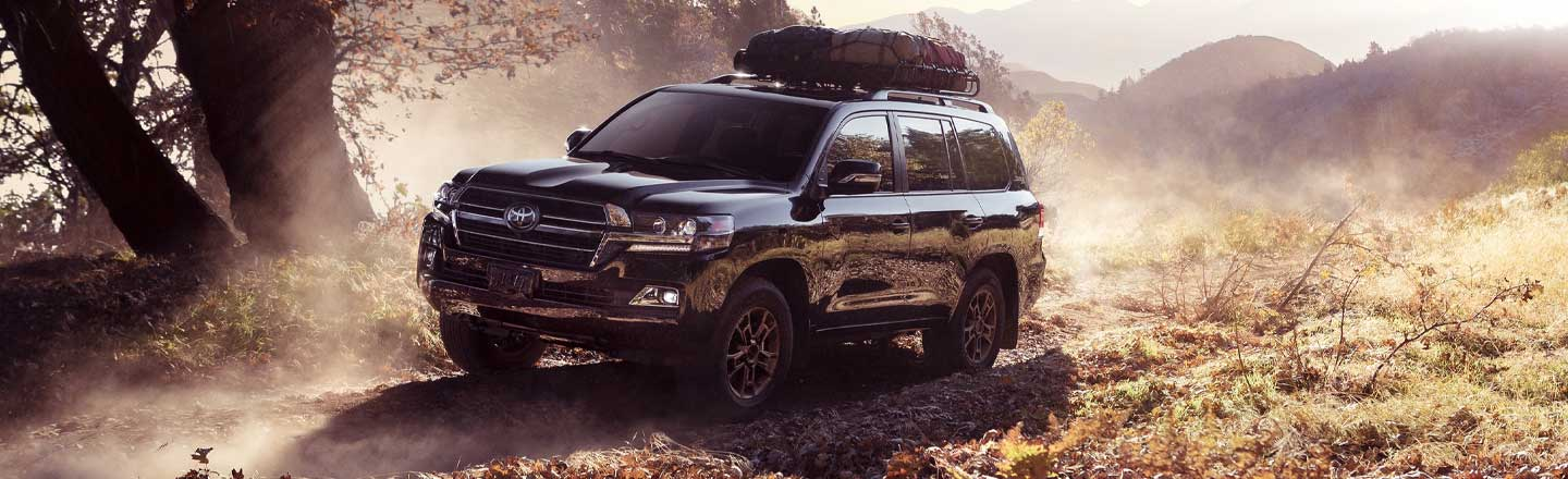 2020 Toyota Land Cruiser SUV Models For Sale In Rainbow City, Alabama