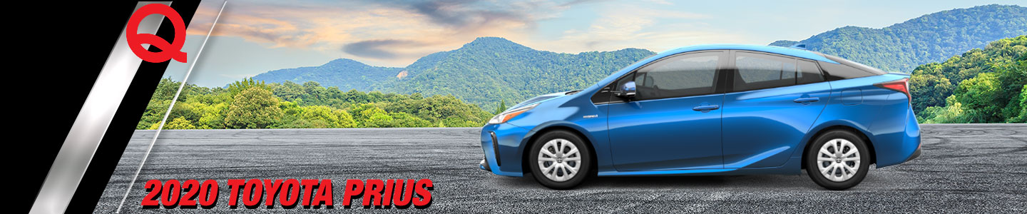 2020 Toyota Prius Now Available in Fergus Falls, Minnesota