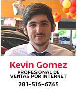 Kevin Gomez