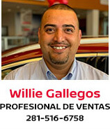 Willy Gallegos