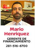 Mario Henriquez