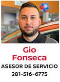 Gio Fonseca