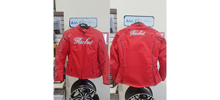 Ladies Heartbreaker 11.0 Textile Jacket