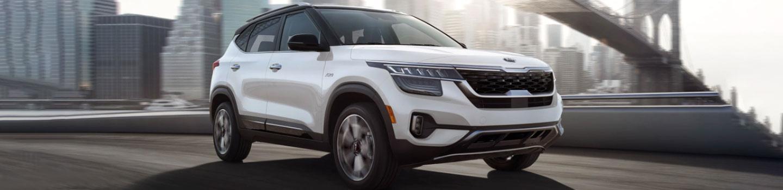 2021 Kia Seltos Compact SUVs Arriving Near Adams County, Illinois