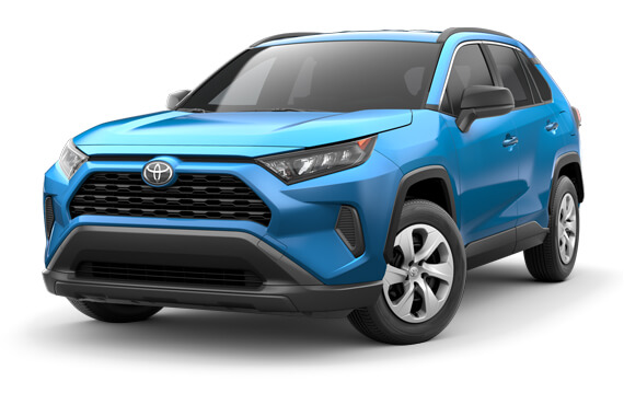 2020 Toyota RAV4 Available In El Cajon, CA