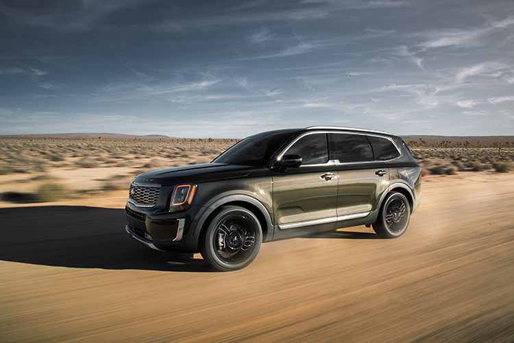 2020 kia telluride finance near wayne
