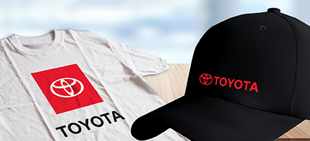 T-Shirts & Baseball Caps