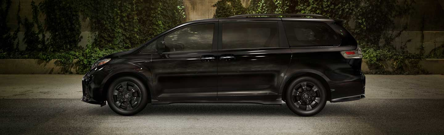 2020 Toyota Sienna Minivan Models For Sale In Hickory, North Carolina
