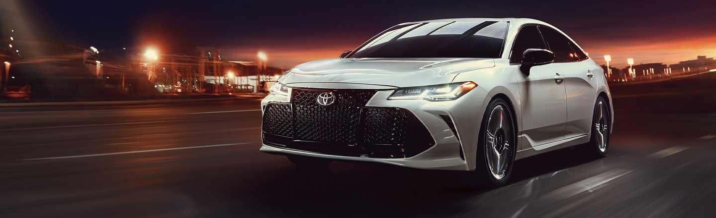2020 Toyota Avalon Full-Size Sedan For Sale In Hickory, North Carolina