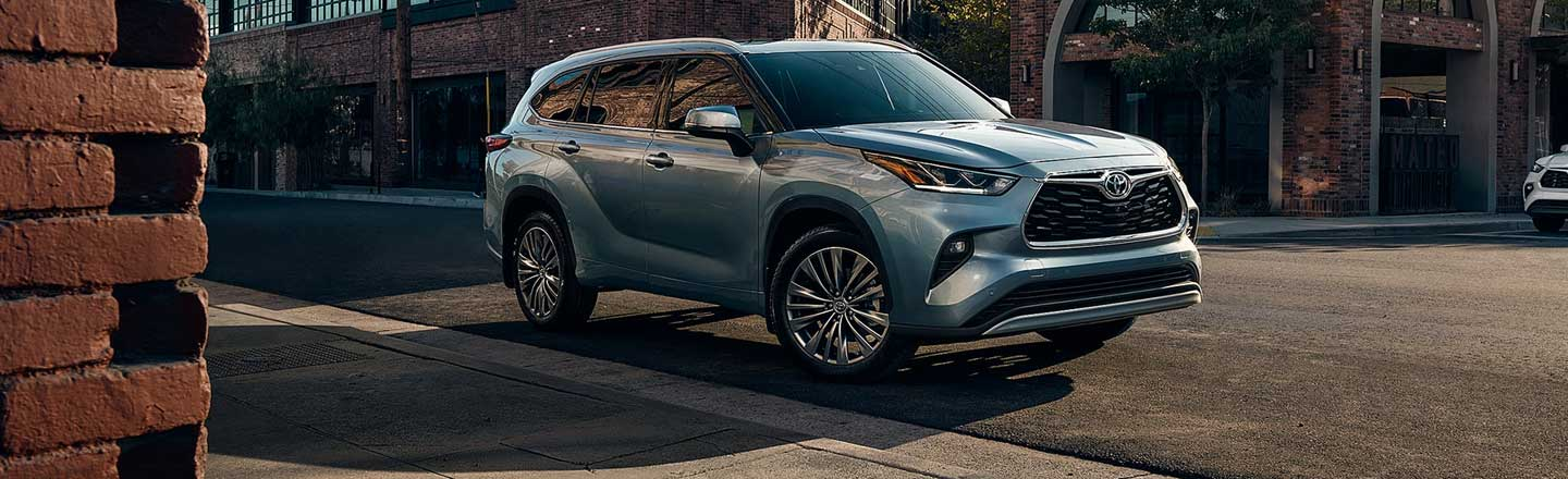 2020 Toyota Highlander SUV Models For Sale In Hickory, North Carolina
