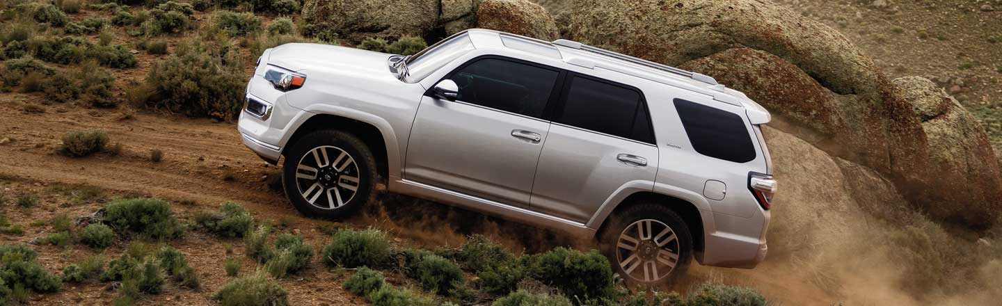 2020 Toyota 4Runner For Sale In Hickory, North Carolina