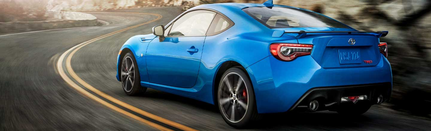 Meet The New 2020 Toyota 86 Sports Car In Hickory, North Carolina