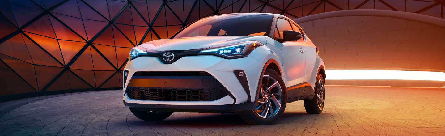 2020 Toyota C-HR For Sale At Mike Johnson's Hickory Toyota