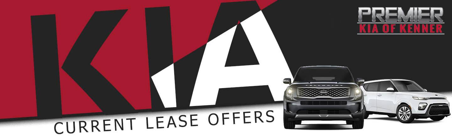 Premier Kia of Kenner Current Lease Offers