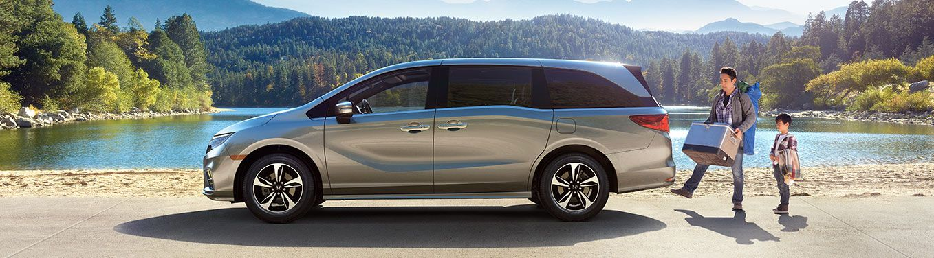 2020 Honda Odyssey Minivans For Sale In El Cajon, California