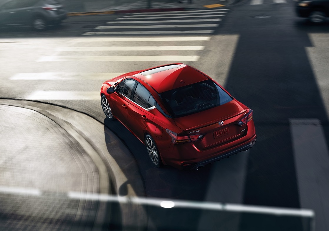 2020 Nissan Altima Driving | Waycross, GA