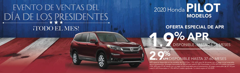 Honda Pilot Models