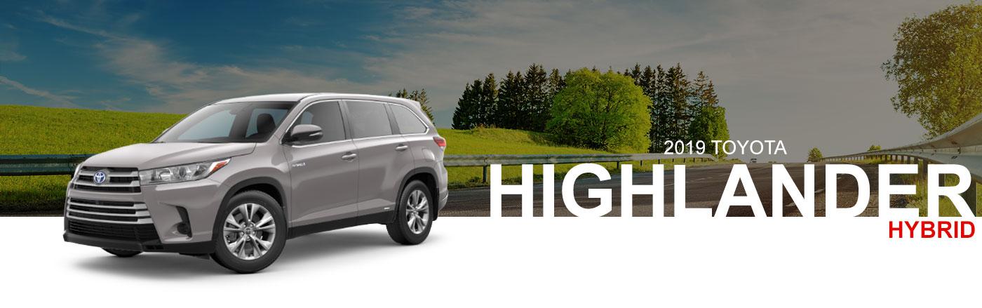 2019 Toyota Highlander Hybrid SUVs For Sale In Effingham, Illinois