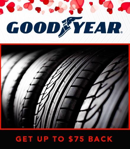 Goodyear Tire Rebate