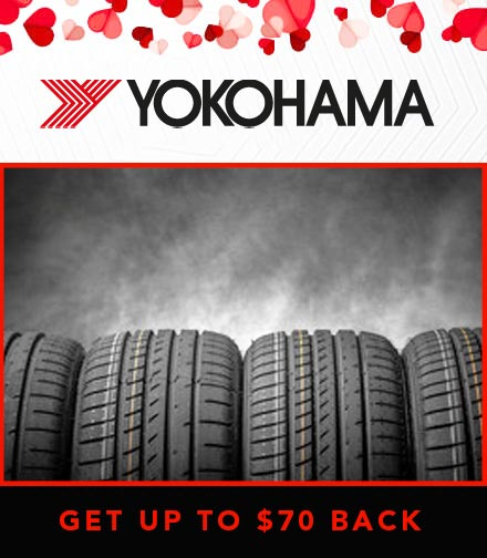 Yokohama Tire Rebate