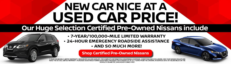 Nissan Rebate