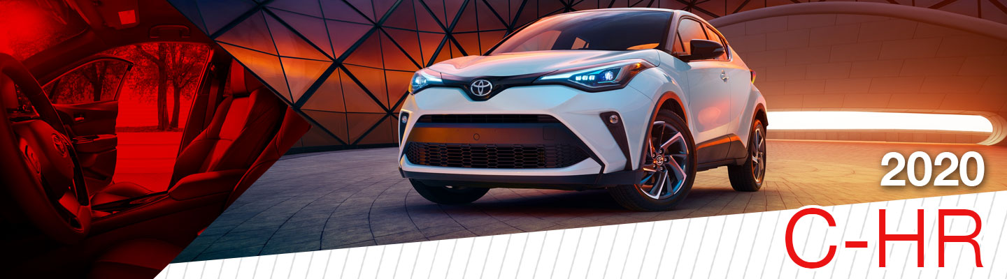 2020 Toyota C-HR Crossover in Weatherford, TX, near Dallas