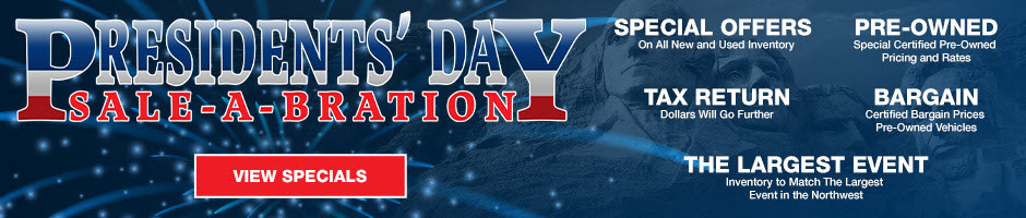 McCurley Integrity Presidents' Day Sale-A-Bration