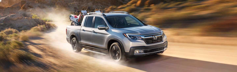 2020 Honda Ridgeline Pickup Truck For Sale At Brandon Honda