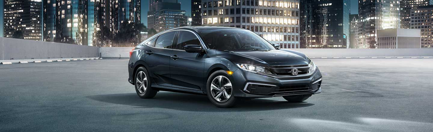 The 2020 Honda Civic Sedan Is Now Available In Tampa, Florida