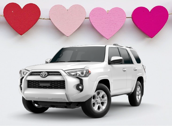 <small>2020 Toyota</small> 4Runner