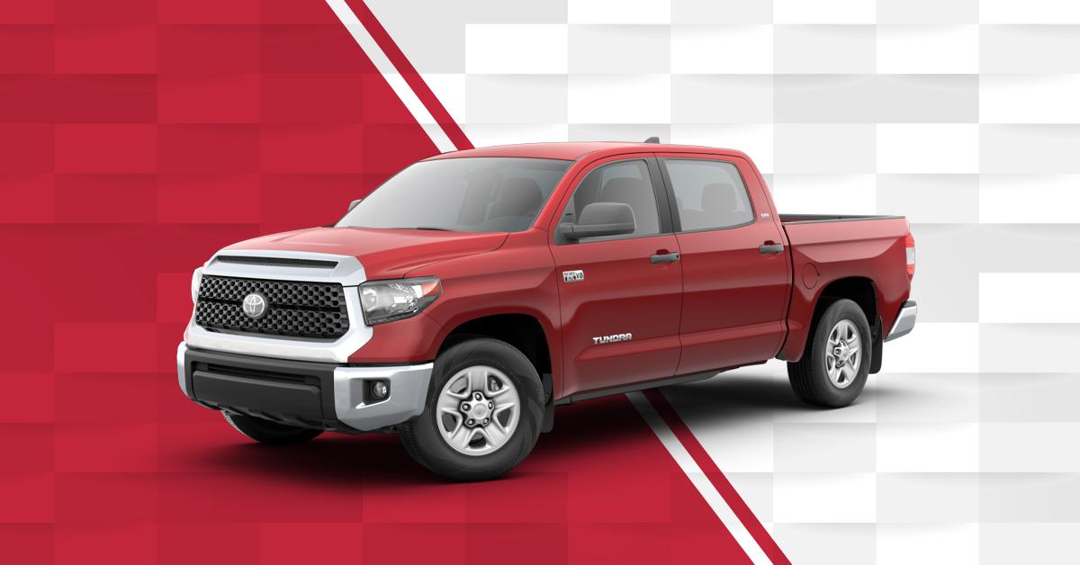 New 2020 Toyota Tundra SR5 4X4 CrewMax