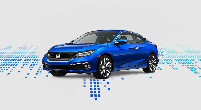 2020 Honda Coupe