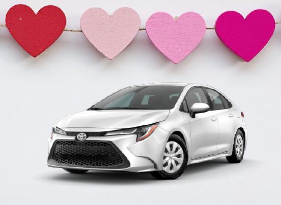 <small>2020 Toyota</small> Corolla