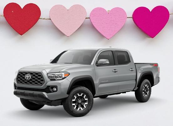 <small>2020 Toyota</small> Tacoma
