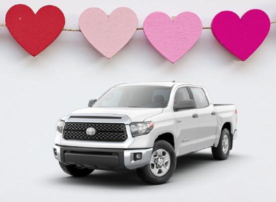 <small>2020 Toyota</small> Tundra