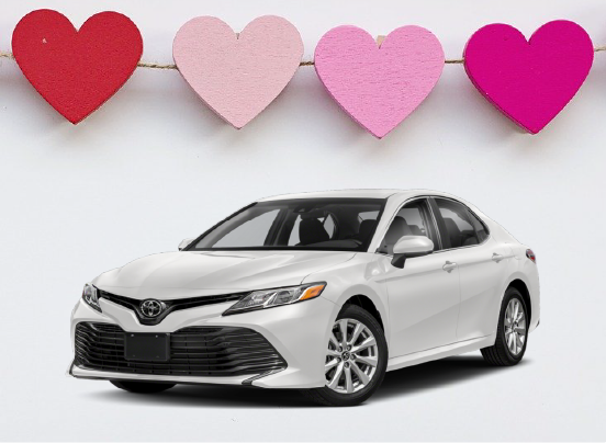 <small>2020 Toyota</small> Camry