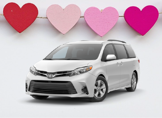 <small>2020 Toyota</small> Sienna