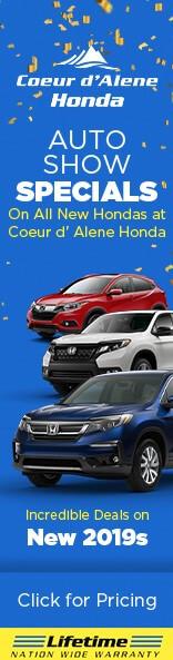 Honda Auto Show Specials