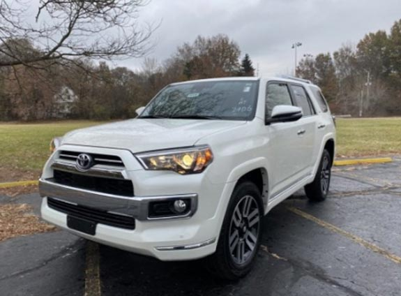 Used 2020 4Runner Limited