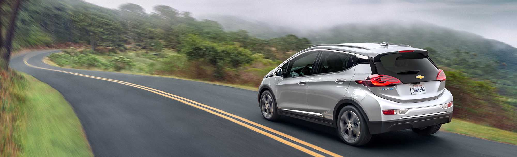 Experience The Electric 2020 Chevy Bolt EV In Costa Mesa, California