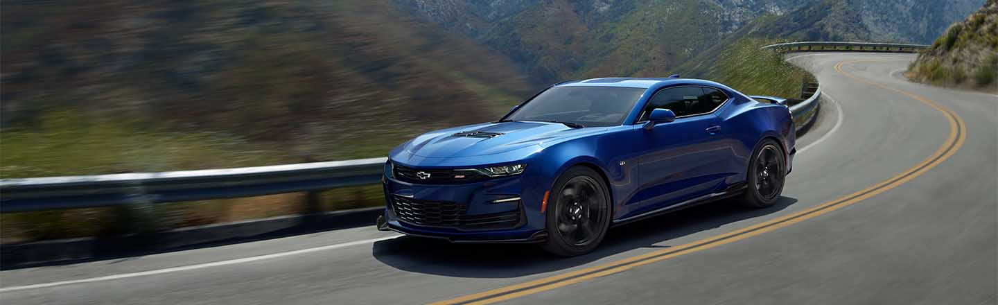 The 2020 Chevy Camaro Has Arrived At Our Costa Mesa, CA, Car Dealer