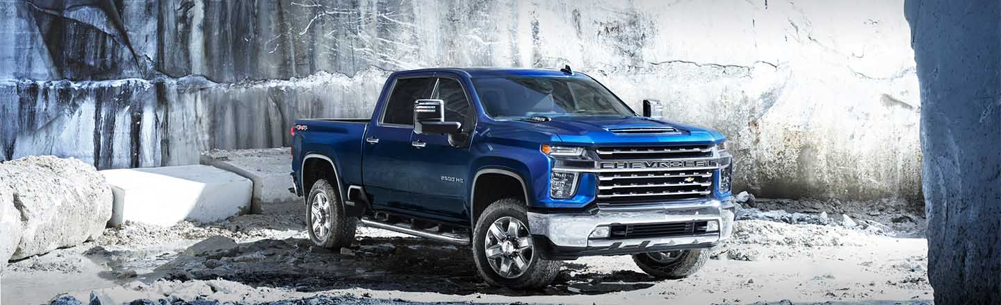 The Rugged 2020 Chevy Silverado 2500 HD Is Here In Costa Mesa, CA