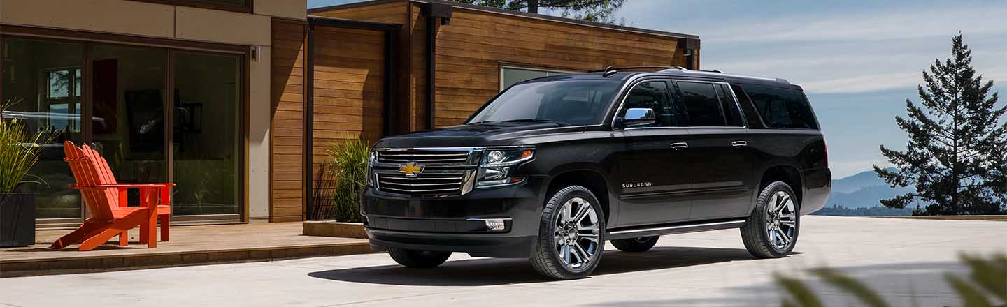 Discover The 2020 Suburban SUV At Our Costa Mesa, CA, Chevy Dealer