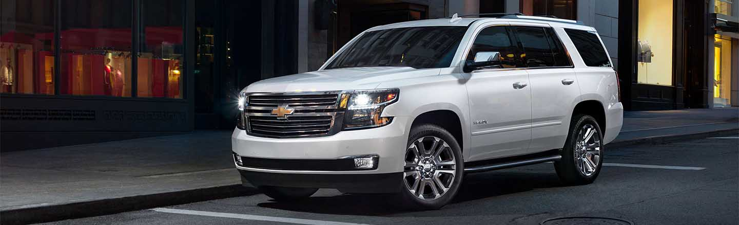 Our Costa Mesa, CA, Chevrolet Dealership Has The 2020 Tahoe In Stock