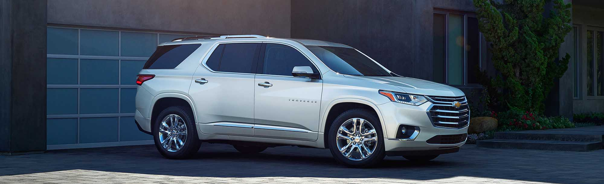 The 2020 Chevy Traverse Has Arrived At Our Costa Mesa, CA, Car Dealer