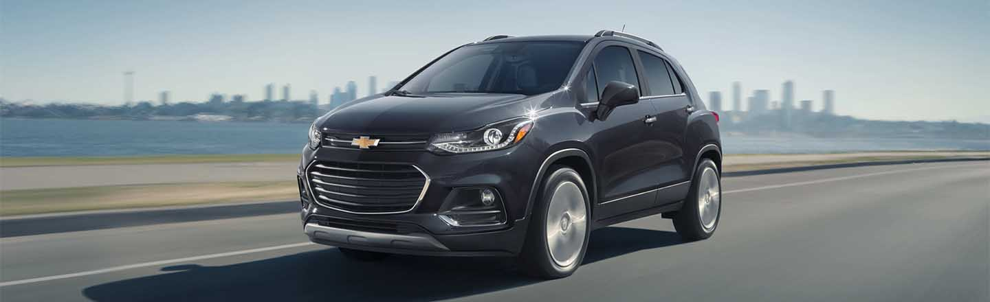 Stand Out In Costa Mesa, CA, With A Connell Chevrolet 2020 Trax