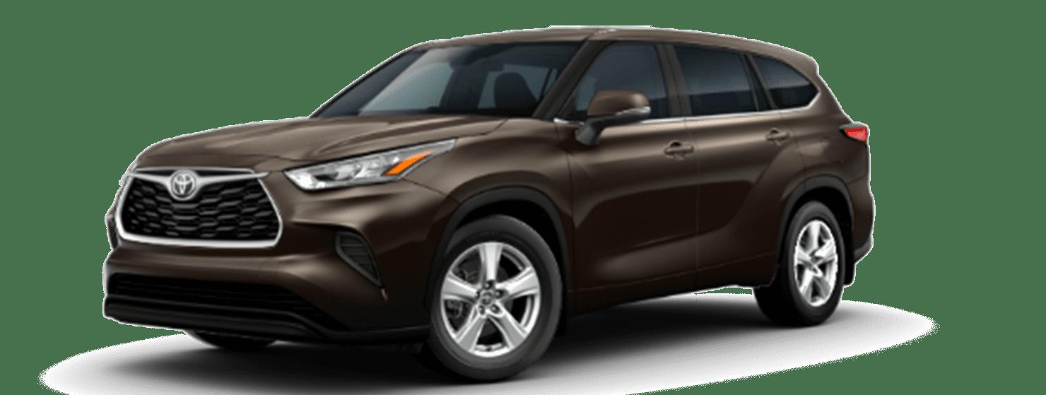 Experience the Versatile 2020 Toyota Highlander in Granbury, TX