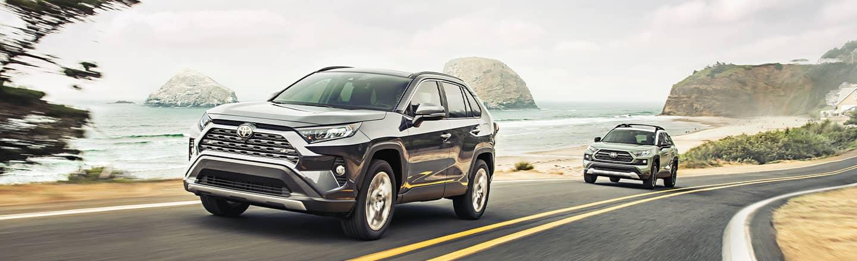 Explore the Spacious New 2020 Toyota RAV4 in Granbury, Texas