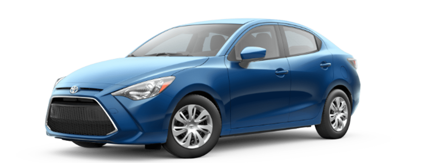 Discover the Fuel-Efficient 2020 Toyota Yaris in Granbury, Texas